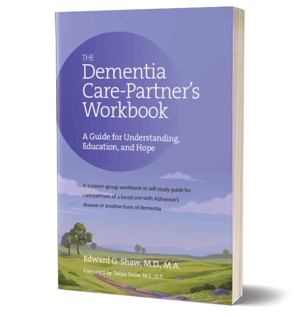 Demensia Care-Partner's Workbook